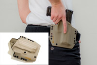 kt gunfighter defender kydex holster